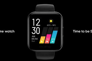 Демократичный бренд Realme представил свои первые умные часы