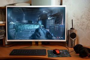 Тест и обзор игрового моноблока ThinkView: мощный гигант с изогнутым дисплеем