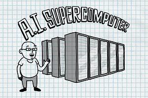 Microsoft создала суперкомпьютер для OpenAI