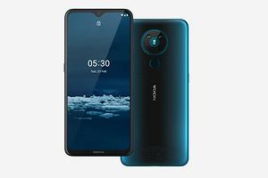 Nokia привезла в Россию новый смартфон с NFC, емким аккумулятором и четверной камерой