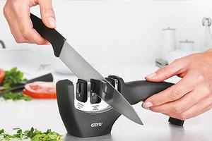Точим ножи: как сделать это просто и быстро