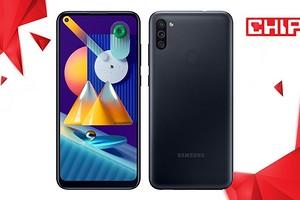 Обзор смартфона Samsung Galaxy M11: бюджетник с большой батареей