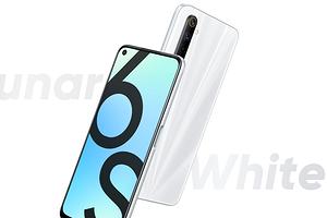 Представлен «народный» смартфон для любителей игр – Realme 6s