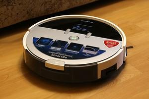 Тест робота-пылесоса Polaris SmartGo PVCR 0930: умная навигация и чистая уборка