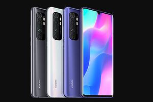 Стартовали российские продажи смартфона Xiaomi Mi Note 10 Lite