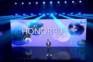 HONOR официально представила в России три новых смартфона и беспроводные наушники с шумоподавлением