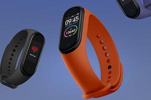 Для любителей бесконтактной оплаты: Xiaomi привезла фитнес-браслет с NFC