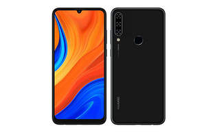 Huawei представила бюджетный смартфон с большим аккумулятором