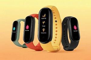 Xiaomi презентовала фитнес-браслет Mi Band 5