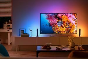 Обзор комплекта светильников Philips Hue Play: цвета настроения
