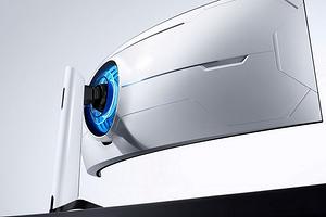 Samsung представила очень крутые и очень дорогие мониторы на квантовых точках