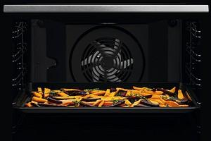 Electrolux представил духовку, которая может заменить фритюрницу