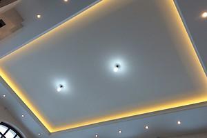 Можно ли монтировать распаечные коробки под подвесной потолок?