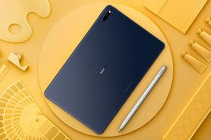 Huawei привезла в Россию недорогой 2К-планшет с поддержкой пера M Pen