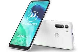 Названа российская цена недорогого смартфона Motorola Moto G8