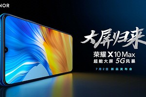 Названа дата официальной премьеры гигантского смартфона Honor X10 Max