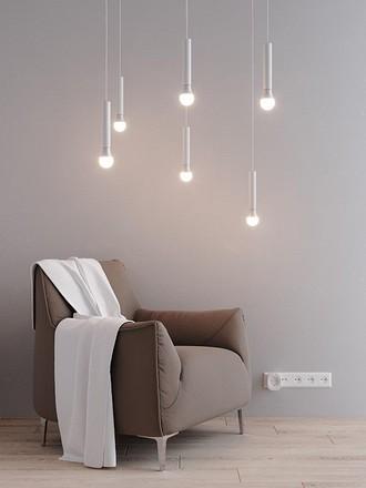 цветные лампы SmartLED Color E27 и SmartLED Color E14;филамент...