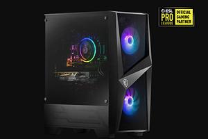 MSI представила целую россыпь мощных игровых компьютеров