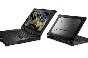 «Брутальным» ноутбукам и планшетам Acer Enduro не страшны падения, удары, вода, песок и другие невзгоды