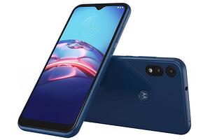 Motorola презентовала бюджетный смартфон Moto E