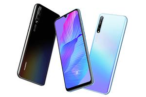 Huawei представила достойный смартфон-«середнячок» P Smart S