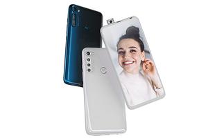 Смартфон Motorola One Fusion+ получил полностью безрамочный дисплей и большой аккумулятор