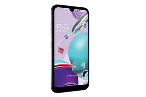 LG представила бюджетный смартфон на базе Android 10