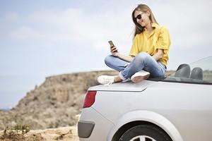 Как найти припаркованный автомобиль с помощью смартфона