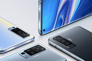 Быстрый обзор смартфона vivo X50 Pro: оптическая стабилизация и зум 60х