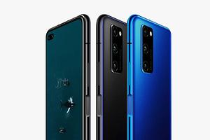 Флагманские смартфоны Honor V40 рассекретили задолго до официального анонса