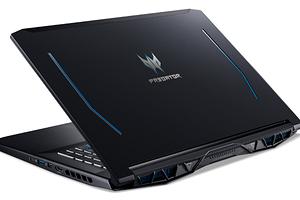 Стартовали российские продажи мощных игровых ноутбуков Acer Predator