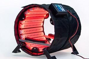 Российские ученые представили модернизированный прибор для ускоренного заживления ран
