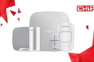 Обзор системы безопасности Ajax: охрана плюс умный дом