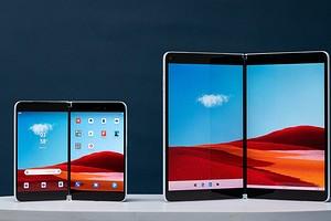 Microsoft может выпустить новый смартфон в 2020 году
