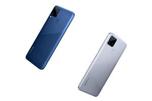 Новый бюджетник с огромной батареей: Realme представила смартфон C15
