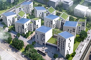 На юге Берлина появился «умный» город - прообраз будущих городов