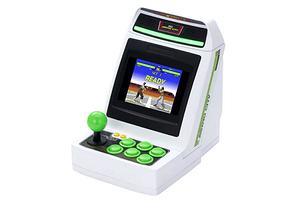 Легендарная Sega презентовала настольный аркадный автомат с ретро-играми