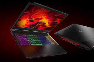 Новые игровые ноутбуки Acer Nitro 5 официально представлены в России