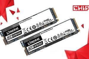 Обновленный монстр: обзор SSD Kingston KC2500 формата М.2