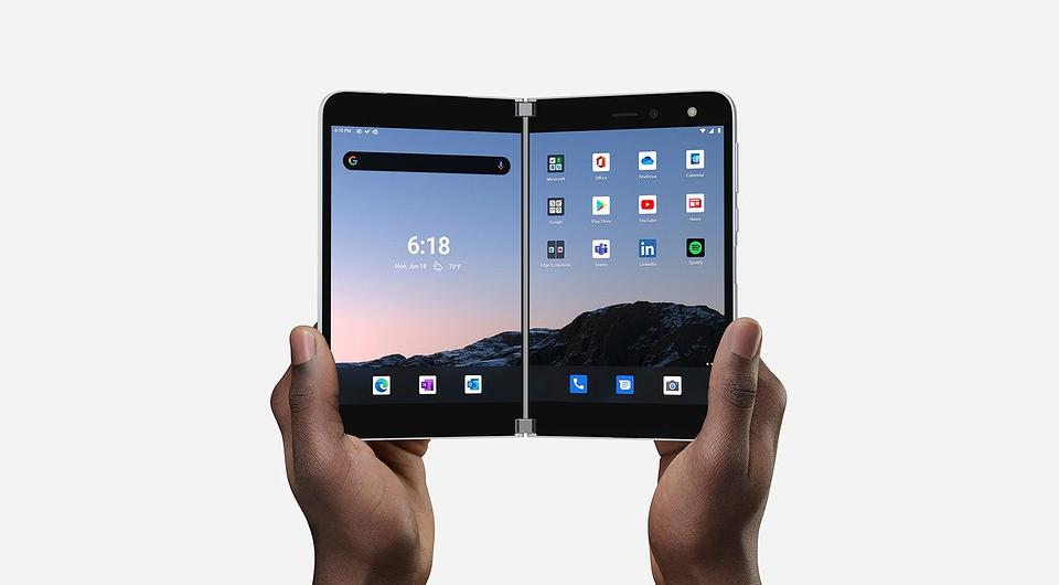 За что такие деньги? Microsoft Surface Duo стал самым странным смартфоном по соотношению цены и характеристик