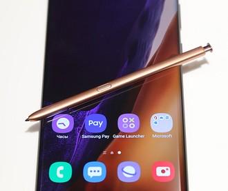 Перо S Pen также получило обновлен...