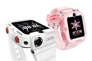 Huawei презентовала детские умные часы с NFC и сразу двумя камерами