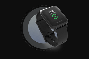 В Россию прибыли дешевые, сверхлегкие и долгоиграющие умные часы Amazfit Bip S Lite