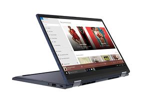 Lenovo представила сразу пять новых ультрабуков Yoga