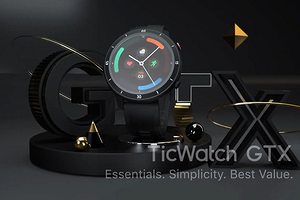 TicWatch GTX стали одними из лучших умных часов по соотношению цены и функциональности