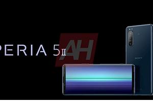 Флагманский смартфон Sony Xperia 5 II полностью рассекречен