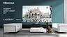 Hisense привезла в Россию 100-дюймовый лазерный телевизор