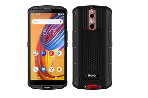 В Россию прибыл доступный «внедорожный» смартфон Haier Titan T5