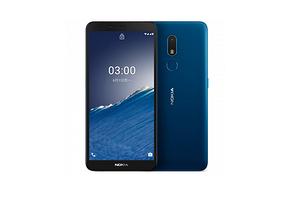 Финны представили новый бюджетный смартфон Nokia C3