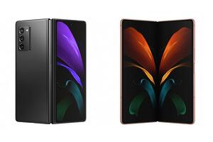 Смартфон с гибким экраном Samsung Galaxy Z Fold 2 стал больше и мощнее
